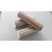 Holzbriketts rund ohne Loch in Premiumqualität 1.000kg